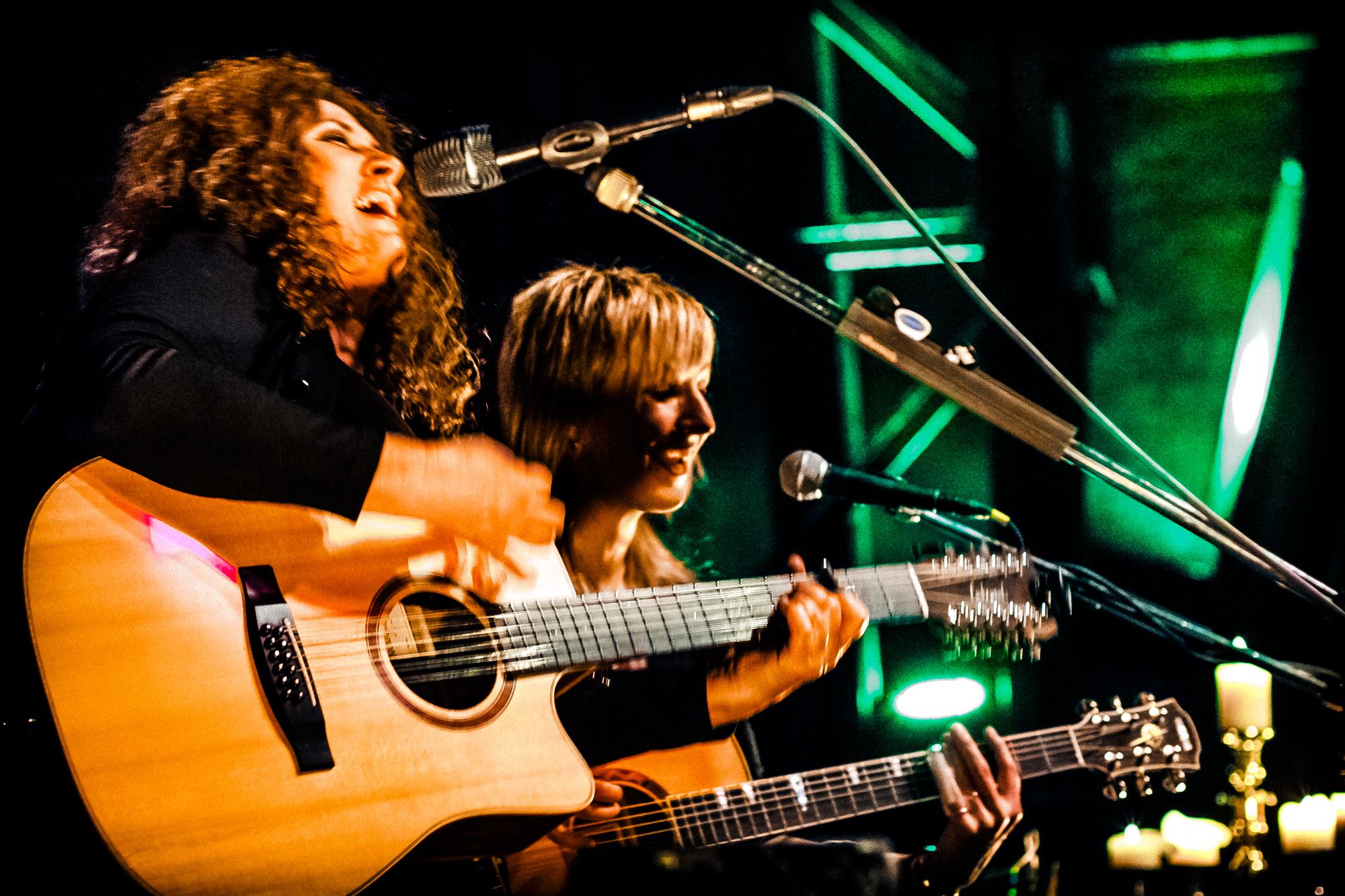 Anne Haigis spielt am 11. November 2017 in Halberstadt