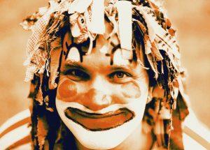 Martin Rühmann alias Clown Wuschel kommt auf Einladung der Kulturmanufaktur Halberstadt e.V. in die Kulturwirtschaft papermoon