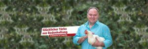 Der Kabarettist und Comedian Serhat Dogan spielt in der Halberstädter Kulturwirtschaft papermoon